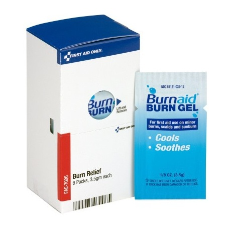 3.5 GRAM BURNAID PACKETS, 6 each - SmartTab™