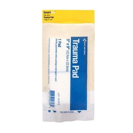 5 inch x 9 inch Trauma Pad, 1 Each - SmartTab EzRefill