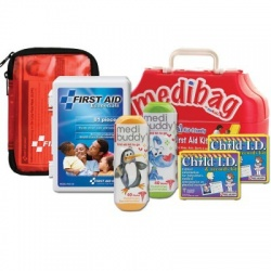 Young Families First Aid Kit Value Pack