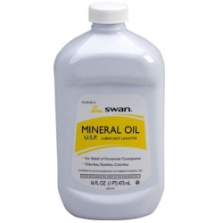 Mineral Oil, heavy, 16 oz./Case of 12 $3.90 each