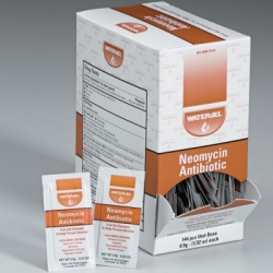 NEOMYCIN ANTIBIOTIC OINTMENT - 144 PER BOX Case of 10 $15.33 each