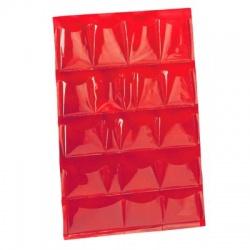 Pocket Liner - 4 Shelf Cabinet/Case of 18 $8.87 each