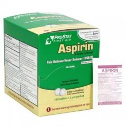Aspirin Tablets, 5 Grain - 100 per box