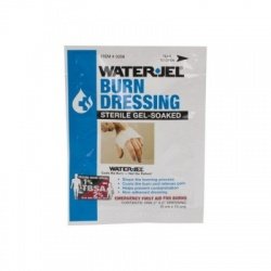 Water Jel Burn Dressing, 2 inch x 6 inch Case of 60 @ $3.40 ea.