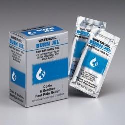 Water Jel Burn Relief, 3.5 gram - 25 Per Box Case of 24 @ $28.53 ea.