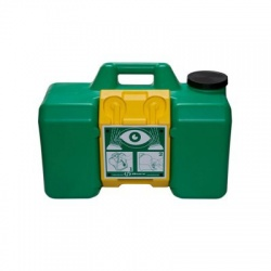 HAWS® 15 minute portable eye wash station, 1 ea.