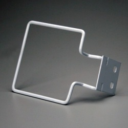 Wall Bracket for Sharps Container - 1 Each