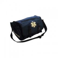 Empty First Responder Bag (On Call Bag) - Blue
