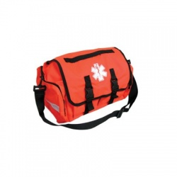 Empty First Responder Bag (On Call Bag) - Orange