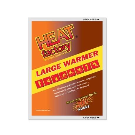 Heat Factory Large Warmer, 1 each