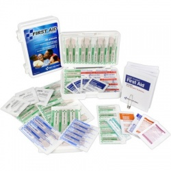 48 Piece Small, All Purpose First Aid Kit/Case of 20 $5.90 ea.