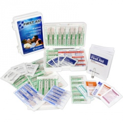 48 Piece Small, All Purpose First Aid  Kit