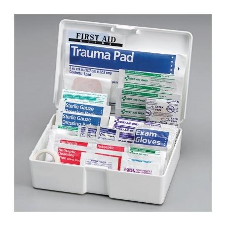 81 Piece Medium, All Purpose First Aid Kit