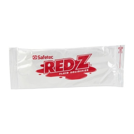 Red-Z™ fluid control solidifier, 2 oz. Pack