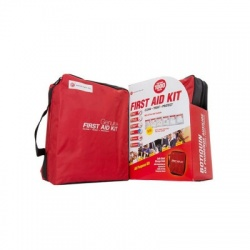 Genuine First Aid Kit Model 1000 Red - 1000 pieces!