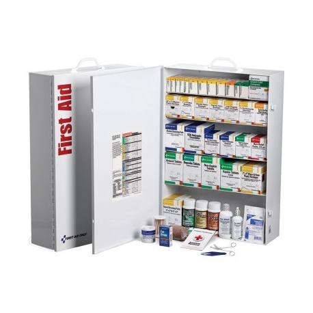 5 Shelf Industrial First Aid Station