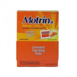 Motrin - 100 Per Box