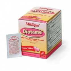 Diotame Chewable - 50 2-Packs - 100 Tablets