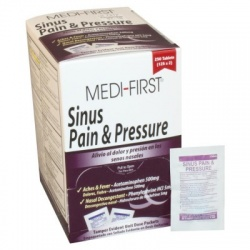 Sinus Pain & Pressure - 250 Per Box