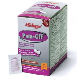 Pain-Off Extra-Strength Pain Relief - 500 per box