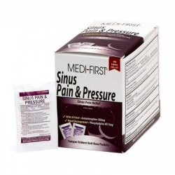 Sinus Pain & Pressure, 100/box