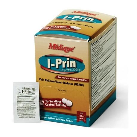 I-Prin, 200/box