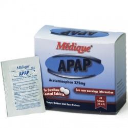 Medique APAP, 24/box