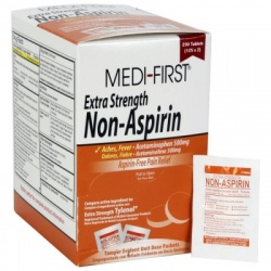 Non-Aspirin Extra Strength, 250/box