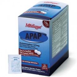 Medique APAP, 500/box
