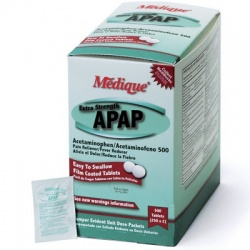 Medique Extra Strength APAP, 500/box