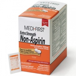 Non-Aspirin Extra Strength, 500/box