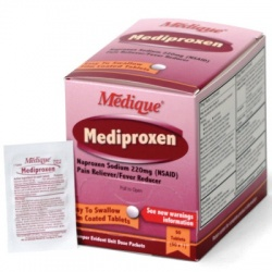Mediproxen, 50/box