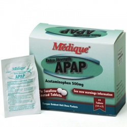 Extra Strength APAP, 24/box