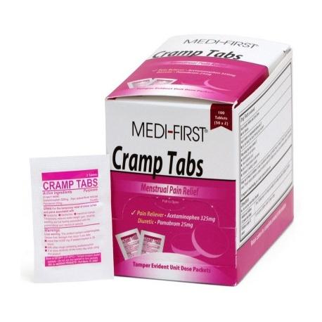 Fem Relief tablets, 2 per pack - 100 per box
