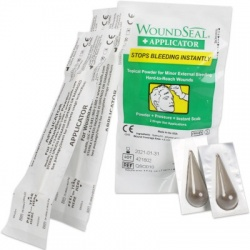 QR WoundSeal + Applicator, 2 Applications