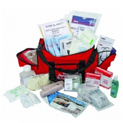 Major Trauma Kit - 234 Pieces - soft side