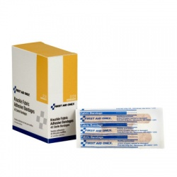 Knuckle fabric bandage - 40 per box