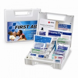 131 Piece Large, All Purpose First Aid Kit