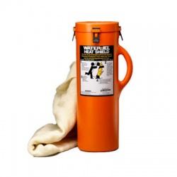 Water Jel 8' x 6' Heat Shield w/ Canister - 1 Each Case of 4 @ $334.30 ea.