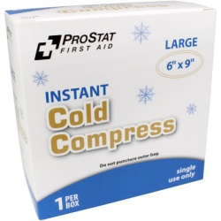"6""x9"" Instant cold compress - 20 per case / Case of 20 @ $25.00 ea."