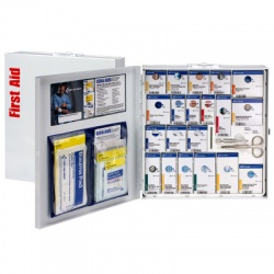 Large Metal SmartCompliance Food Service Cabinet, ANSI A+ with Meds