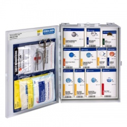 OSHA SmartCompliance Food Service First Aid Cabinet