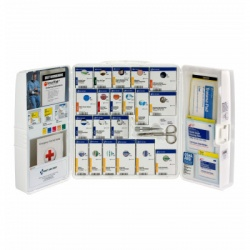 Guaranteed OSHA Compliance General Industry First Aid cabinet without oral meds