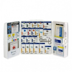 American Red Cross General Business Workplace First Aid Cabinet