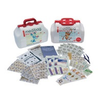 MediBag by Me4Kidz - Family First Aid Kit - 117 pieces
