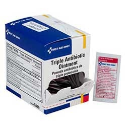 Triple Antibiotic Ointment - Wholesale-Direct-First-Aid com